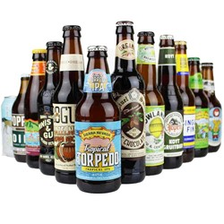 Bild von 12er  CRAFT-BEER-SET - INTERNATIONAL Nr.1 (incl. Versand in DE)