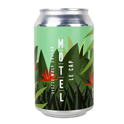 Bild von Motel Beer - LITTLE WOLF COLLAB - LE CAP - PALE ALE - DOSE 0,33l