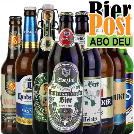 "Bild von Bierabo Set 2020 September ""DEUTSCH+1"""