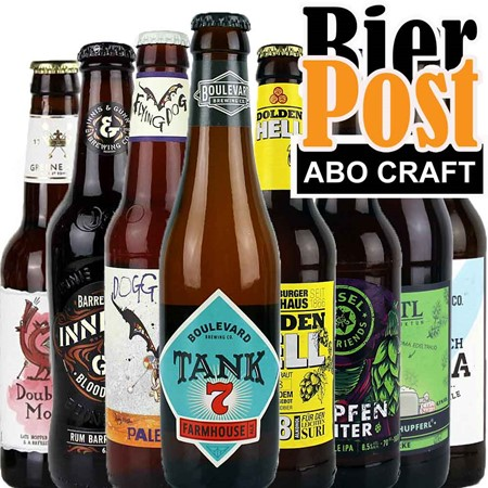 Bild von Bierabo Set CRAFT BEER - 2020 September